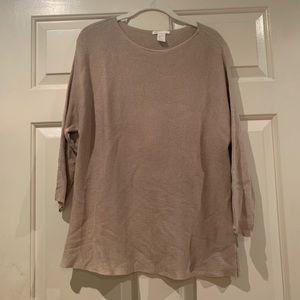 H&M Beige Sweater
